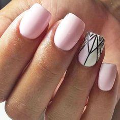 Top Newest Homecoming Nails Designs ★ Diy Nail Designs, Nail Polish Designs, Nailart, Gel Nails, Acrylic Nails, Art Deco Nails, Homecoming Nails, Homecoming Makeup, Prom