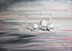 Sheikh Zayed Mosque (2017) by Alexandra Kitti Tóth