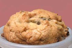 Levain Bakery Copycat Chocolate Chip Walnut Cookies (**Yield-  1 dozen cookies)