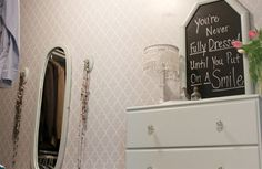 Beautifying Your Closet Space | DIY Your Way -- A whole bunch of ways to have a beautiful closet!