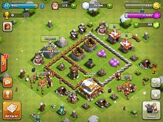 Clash of Clans   This image can be download from http://centralhacks.com