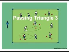 Passing Triangle # 3 - YouTube