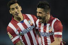 A Villa le gustaría seguir en el Calderón. #Villa #AtleticodeMadrid