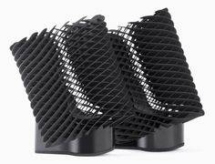 Re-Inventing Shoes: 3D-Printed Shoes by United Nude | Inspiration Grid | Design Inspiration
