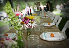 Clayton and Jeffrey's Rustic Outdoor wedding in the Gorgeous Pennsylvania countryside