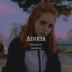 "I like ""Adika"" better names girl country names girl elega. I like ""Adika"" better names girl country names girl elegant names girl pretty names girl rare Female Character Names, Female Names, Pretty Names, Cute Names, Unusual Words, Rare Words, Country Baby Names, Aesthetic Names, Greek Names"