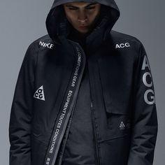 NikeLab x Acronym ACG 2-in-1 Jacket.
