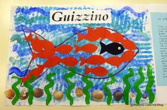 Maestra Caterina: Guizzino Aesthetic Theory, Book Aesthetic, Activities For Kids, Crafts For Kids, Leo Lionni, Western Philosophy, Visual Literacy, Used Books, Book Crafts