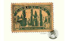 Amazing stamps by Stefan van Zoggel
