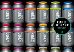 Isopure® award winning products are the purest lactose-free, pure whey protein isolate on the market. We're all more than muscle. 100 Whey Protein, Low Carb Protein, Whey Protein Isolate, Protein Shakes, Protein Supplements, Nutritional Supplements, Isopure Protein Powder, Isopure Zero Carb, Blueberry Protein Muffins
