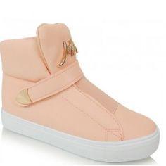 ruzova-damska-clenkova-obuv-s-prackou Slip On, Sneakers, Shoes, Fashion, Tennis, Moda, Slippers, Zapatos, Shoes Outlet