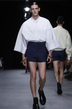Juun J. Spring Summer Menswear 2014 Paris