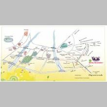 Flat for sale in royal residency, wave city ghaziabad