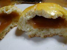 Não Contém Gluten: Pãozinho Recheado Não Contém Gluten