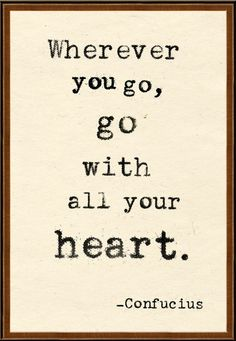 #confucius #travel #followyourheart