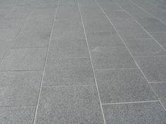 Eco Outdoor Buffalo granite paving.