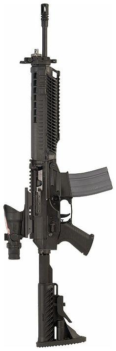 SIG SG 556 - 5.56x45mm NATO