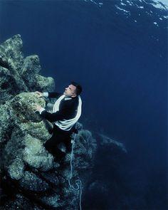 Philippe Ramette, Exploration rationnelle des fonds sous-marins 2