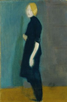 Helene Schjerfbeck (July 10, 1862 – January 23, 1946) was a Finnish painter. She is most widely known for her realist works and self-portraits.