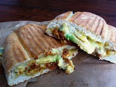 So many sandwiches on this site...torta, roti, gatsby, tea sandwich, falafel, pan bagnat, shawarma and more.