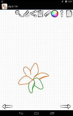 Learn to Draw: Exotic Flowers is a unique Android app that teaches you how to draw Cactus, Lily, Narcissus, Rose, Bellflower, Tulip step-by-step! Drawing is considered to be very complex. You won't believe how easy it can be with this app. This app is suitable for teaching yourself and your kids how to draw, a great tool for art educators, and a fun activity that family and friends can do together!<p>The Learn to Draw apps includes a large collection of drawings on any subject. You are sure…
