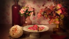 Awesome Still Life Photography Ideas for Valentine's Day Love My Kids, We Fall In Love, Falling In Love, Valentine Cookies, Valentines Day, Color Combos, Color Schemes, Love Month, Bring Back Lost Lover