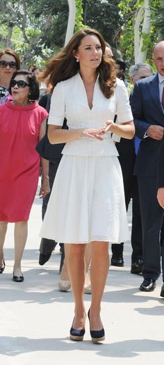 Kate Middleton style | Much more here: http://mylusciouslife.com/shop-this-look-kate-middleton-style-photo-gallery/