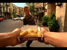"McDonalds ""Steps"" Commercial.  Spanish Version"