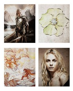 Glorfindel , Lord of the House of the Golden Flower