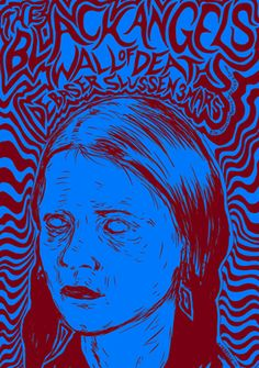 GigPosters.com - Black Angels, The - Wall Of Death