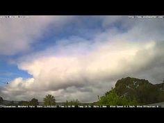 Adelaide weather time Lapse  Mon 11 05 2015