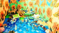 Diorama, Art Culture against Chaos
