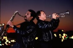 The Memphis Horns, trumpeter Wayne Jackson (right) and his musical partner, saxophonist Andrew Love, made up one of the most sought-after horn sections in the world of music, onstage and in the studio. They were awarded a lifetime achievement Grammy in Feb. 2012. Andrew Love passed away on April 12, 2012.