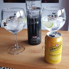 Williams Elegant 48 Gin Schweppes Indian Tonic. #gintonic #gin #dandywithlens #gt DandyWithLens.com