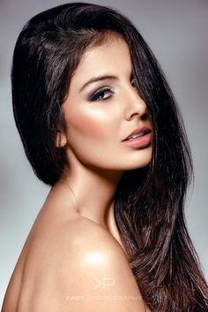 Smokey Eye/ Glamour Makeup by Kerry Reddiar Professional Make-up #makeup #glow #smokeyeye #glamour www.facebook.com/...