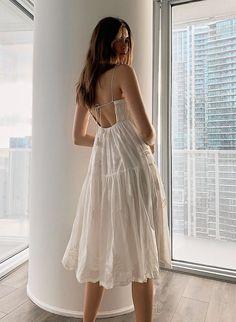 Casual Dresses, Casual Outfits, Fashion Dresses, Cute Outfits, Simple Dresses, Look Fashion, Womens Fashion, Look Boho, Mode Inspiration