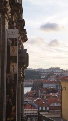 Cantinhos pra espiar o Douro.