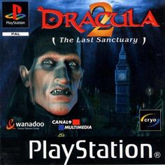Dracula 2 full walkthrough on W&S.
