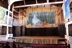 Historia de un teatro abandonado