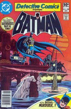 Batgirl Uncertified DC Bronze Age Batman Comics Not Signed Batman Detective Comics, Batman Comics, Batman Comic Books, Comic Books Art, Comic Art, Vintage Comic Books, Vintage Comics, Batgirl And Robin, I Am Batman