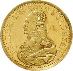 Ducat 1826 IGS (Johann Gotthelf Studer, Dresden) . 3.48 g. Picture postcards 11, Friedb. 2891, Schl. 798, Divo / S. 191. extremley fine / uncirculated, mint condition  Dealer Teutoburger Münzauktion & Handel GmbH  Auction Minimum Bid: 4000.00 EUR