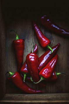 Chili Peppers | Agnieszka Krach - na krachym spodzie