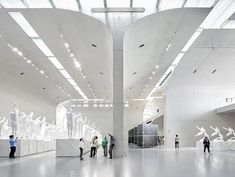 Hufton + Crow | Projects | Long Museum West Bund