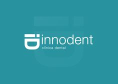To create this logo for a dental clinic, we played around with the 'i' and 'D' of the name to create a smiling emoticon. The colour really instills a sense of calm about going to see the dentist.