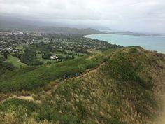 Lanikai Pill Boxes Trail #lanikai #hiking #oahu #hawaii #tavel
