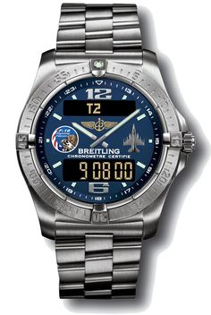 Breitling Limited Edition Chronospace F-16 Fighting Falcon