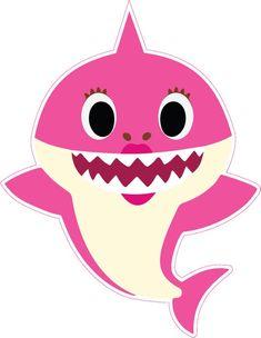 Baby Boy 1st Birthday Party, 2nd Birthday Parties, Baby Hai, Shark Family, Baby Ruth, Baby Driver, Shark Party, Family Vector, Names Baby