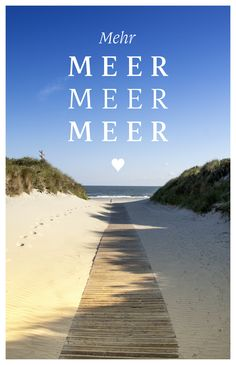 Mehr Meer!  #Hochzeitskarten #CHILIPFEFFERdesign  http://www.chilipfeffer-design.de/hochzeit/designs/index.html