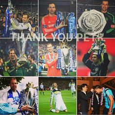 Thank You Petr Cech