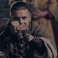 Ivar Vikings, Vikings Ragnar, Cheveux Lagertha, Ivar Le Désossé, Ivar The Boneless, Alex Hogh Andersen, Vikings Tv Series, Scary Art, Daddy Aesthetic